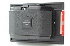 [MINT] Horseman 8EXP 120 Roll Film Back Holder 6x9 For 4x5 451 From JAPAN /DHL