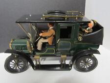 CARETTE JBN JAN BLENKEN TIN TOY  CONTEMPORARY LIMOUSINE TIN  CAR