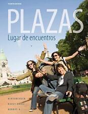 Plazas: Lugar De Encuentros by Borras, Hershberger & Navey-Davis, 4th Edition