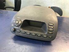 2001 TOYOTA RADIO DISPLAY 86110-02030-B0 Information LCD Dash Display Clock