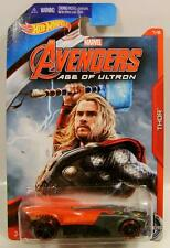 BUZZ BOMB THOR MOVIE MARVEL AVENGERS AGE OF ULTRON 7/8 HOT WHEELS DIECAST