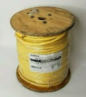 Genesis Access Cable 500 ft 22 AWG 6C Yellow Riser or FT4 Honeywell #21965002