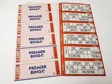 Premier Bingo Tickets 12096 2 Page 6 To View Bingo Books 2 Game