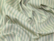 Ticking Stripe Canvas Fabric - Sold Per Metre