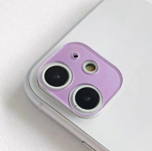 Colorful Camera Lens Tempered Glass Protector For iPhone 12 Pro Max Accessories