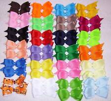 """HUGE, HUGE, LOT BOUTIQUE HAIRBOWS"" (150+)"