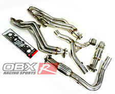 OBX Performance Exhaust Header Manifold Fits 04 05 Ram 1500 HEMI 5.7L 4WD
