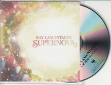 RAY LAMONTAGNE Supernova 2014 UK 1-trk promo test CD