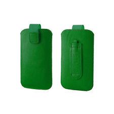 Tasche Hülle für iPhone 3G 3GS 4G 4GS Samsung ACE S5830 Xperia Neo iPod Grün
