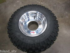 1985 1986 Honda ATC250R ATC 250R Front Wheel & Tire DWT Red Label 23.5X8-11
