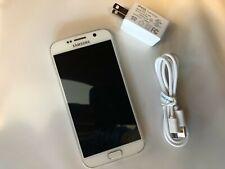 Samsung Galaxy S6 SM-G920V - 32GB - (Verizon) Unlocked Smartphone - White Pearl
