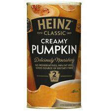 Heinz Classic Creamy Pumpkin Soup Can 535g