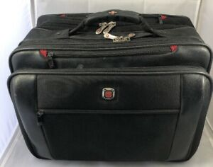 Swiss Gear laptop and luggage carry in bag 6+ Compartments Roll Away