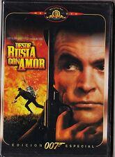James Bond 007 nº  2: DESDE RUSIA CON AMOR con Sean Connery. 1963