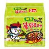 Samyang Jjajang Buldak Spicy Black Bean Roasted Chicken Ramen Noodle (Pack of 5)