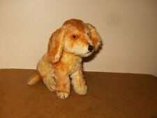 Ancienne peluche PETIT CHIEN 26cm - vintage stuffed LITTLE DOG 10.2 inches