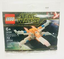 LEGO Star Wars Poe Dameron's X-Wing Fighter 30386 Polybag NEW SEALED