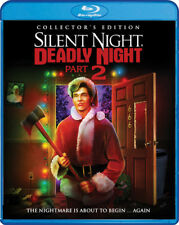 SILENT NIGHT DEADLY NIGHT 2 collectors  - BLU RAY - Region A