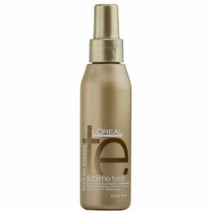 L'OREAL TEXTURE EXPERT - Sublime Twist Spray Gel Hair 4.2oz - LOREAL