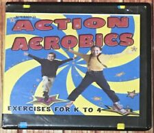 Action Kids Aerobics by Various Artists (CD, Kimbo Educational) Children