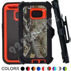 For Samsung Galaxy S7 Shockproof Protective Rugged Hard Cover Case