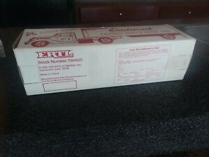 ERTL 1937 Ford Christmas Delivery Special 1990 Coin Bank NEW In Box