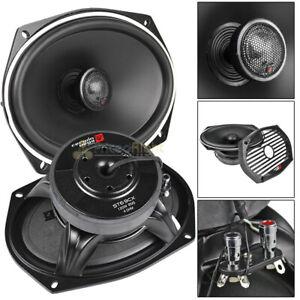 "Motorcycle Subwoofer 6x9"" Inch 2 Way Coaxial Speaker COAXSUB Cerwin Vega ST69CX"