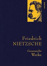 Friedrich Nietzsche - Gesammelte Werke (Anaconda Gesammelte Werke, Band 17) ...