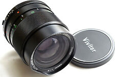 VIVITAR WIDE-ANGLE 35mm f1.9 for MINOLTA MD for mirrorless JAPAN GREAT but read