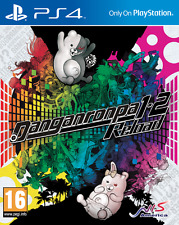 Danganronpa 1 and 2 Reload (PS4) - BRAND NEW & SEALED UK