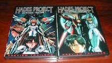 Hades Project Zeorymer Vol 1 & 2 New Anime