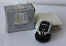 NIKON AS-2  FLASH COUPLER ADAPTER FOR  Speedlight SB-7 Flash