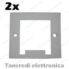 2 Guarnizione per cella di peltier 40x40mm isolatore dissipatore TEC1 TEC1-12705