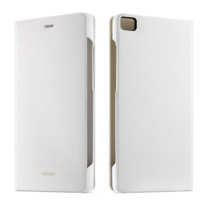 HUAWEI P8 CASE FLIP COVER FOR HUAWEI P8 OFFICIAL PROTECTION - WHITE - 51990829