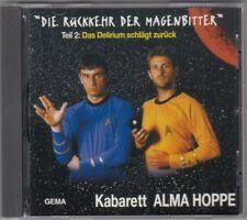 Alma Hoppe - Die Rückkehr Der Magenbitter Teil 2: Das Delirium Schlägt Zurück!!!