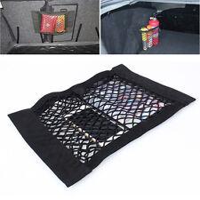 1 * Car Back Rear Trunk Seat Elastic String Net Mesh Storage Bag Pocket Cage