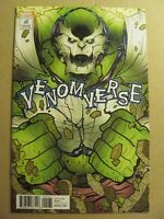 Venomverse #1 Marvel Comics 2017 Series Torque Variant 9.6 Near Mint+