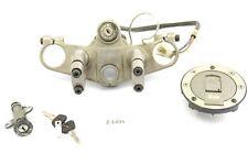 Yamaha TDM 850 3vd-cerraduras schloßsatz + 2 llaves