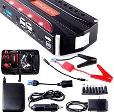 Multifunction 68000mAh 4USB Car Jump Starter Power Bank For Emergency Start MT