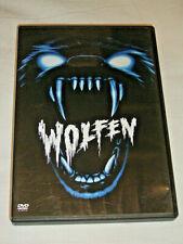 Wolfen DVD Horror