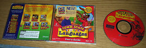 Jump Start Languages PC/Computer Software Knowledge Teach Age 3-6 Advanced