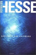 Narcissus and Goldmund : A Novel by Hermann Hesse (2003, Paperback)