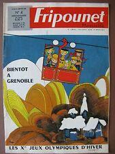 FRIPOUNET ET MARISETTE 1968  n° 4