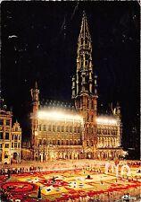 B82991 grand place tapis de fleurs   bruxelles   belgium