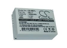 NEW Battery for Canon PowerShot G10 PowerShot G10 IS PowerShot G11 NB-7L Li-ion