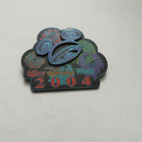 Disney WDW 2004 Walt Disney World Logo Fireworks Pin
