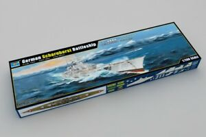 Trumpeter 03715 1:200th scale German Scharnhorst Battleship