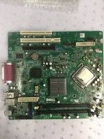 ~Carte mere Dell CN-0T656F-13740 REV A01 Optiplex 360 socket 775 With CPU @@@