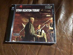 Stan Kenton - Stan Kenton Today: Recorded Live In London 2CD (1972) Vocalion