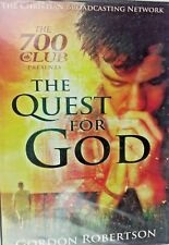 The 700 Club The Quest For God DVD CBN Christian Broadcasting Network